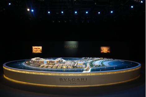 Bvlgari представила проект резиденций в Дубае | галерея [1] фото [3]