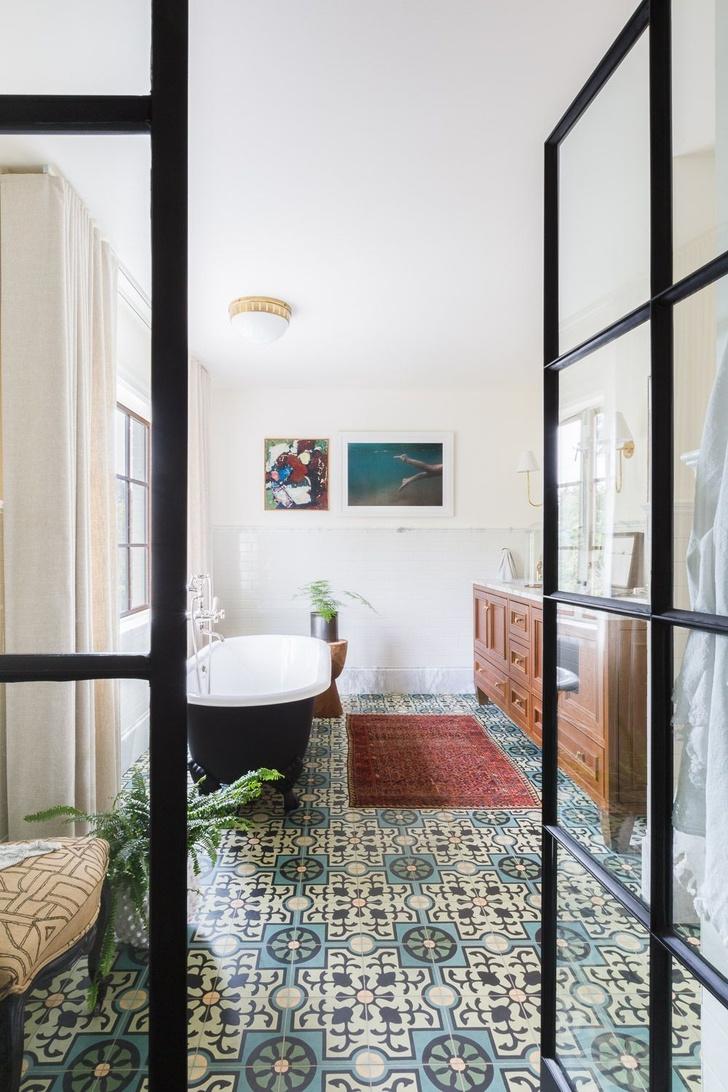Тренды 2020: дизайн ванной комнаты (фото 27)