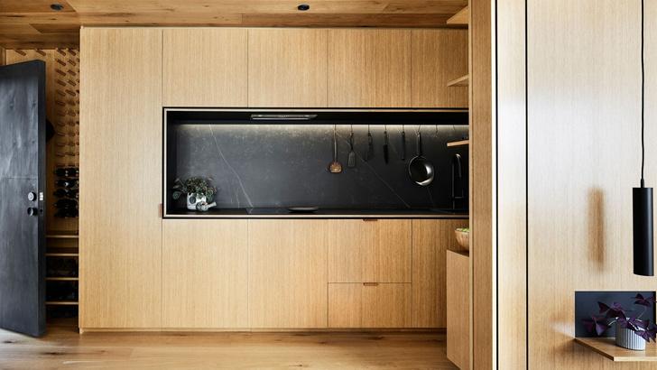 Минималистичная квартира 35 м² в Мельбурне (фото 8)