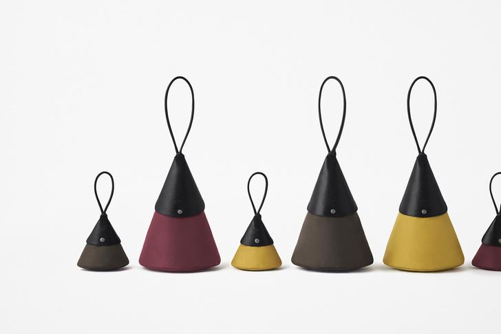 Новая коллекция сумок Nendo для Longchamp (фото 10)