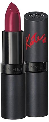 Rimmel, стойкая помада Kate Moss Lasting Finish Lipstick, оттенок 30