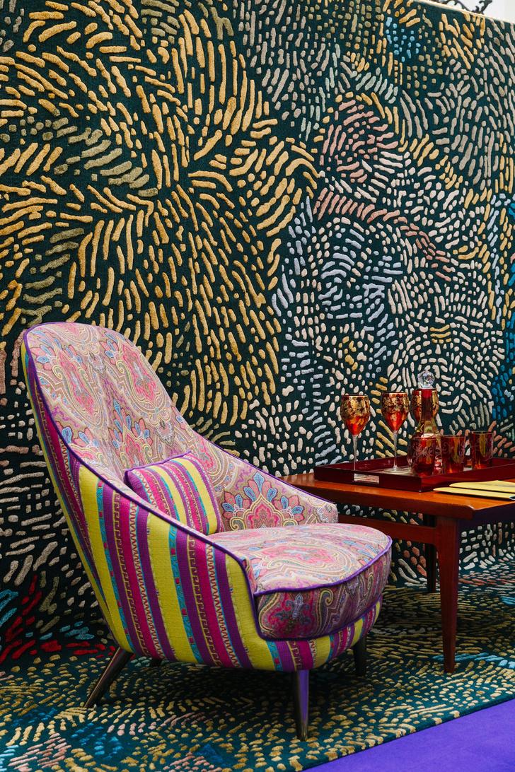 BoscoCasa & Tapis Rouge: коллекция ковров ручной работы (фото 3)