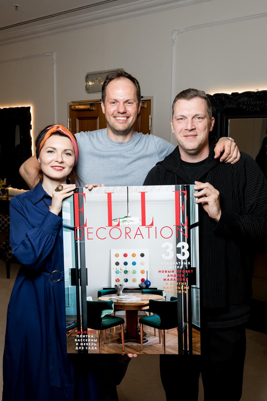 Выставка лучших обложек ELLE DECORATION в Санкт-Петербурге (галерея 5, фото 3)
