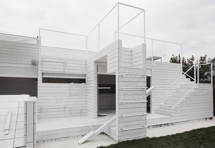 Беседки и павильоны для дачи от российских архитекторов (галерея 7, фото 0)