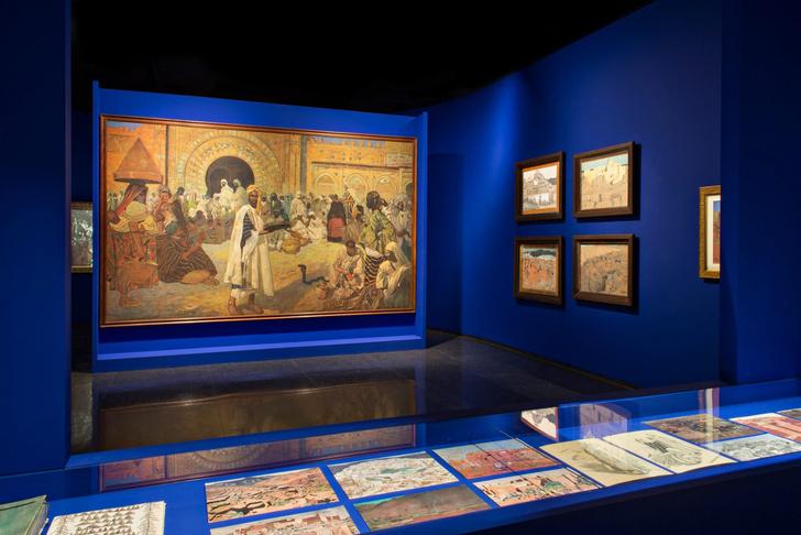 Музей Ива Сен Лорана открылся в Марракеше фото [7]