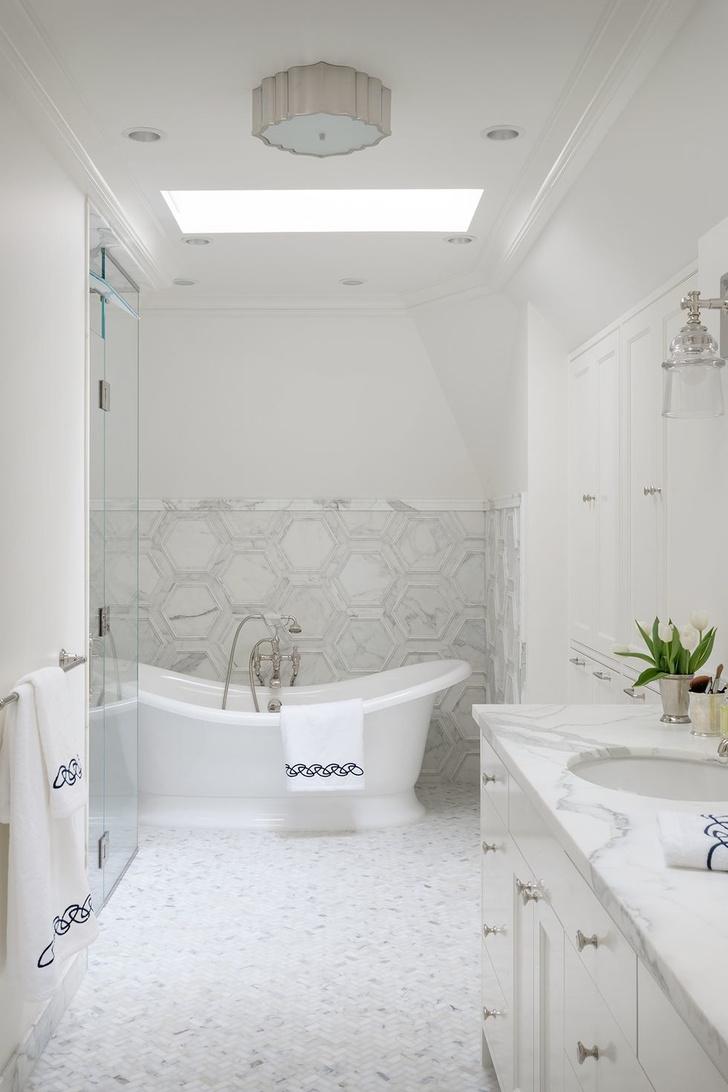 Тренды 2020: дизайн ванной комнаты (фото 33)
