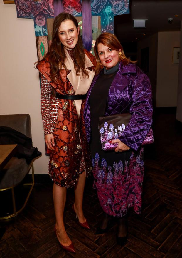 Колумнист ELLE Мария Байбакова присоединилась к программе ООН Женщины Великобритании в качестве советника по вопросам культуры и благотворительности (фото 8)