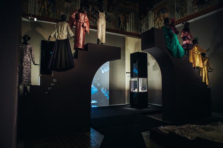 Ретроспективная выставка Bvlgari в Риме (фото 8)