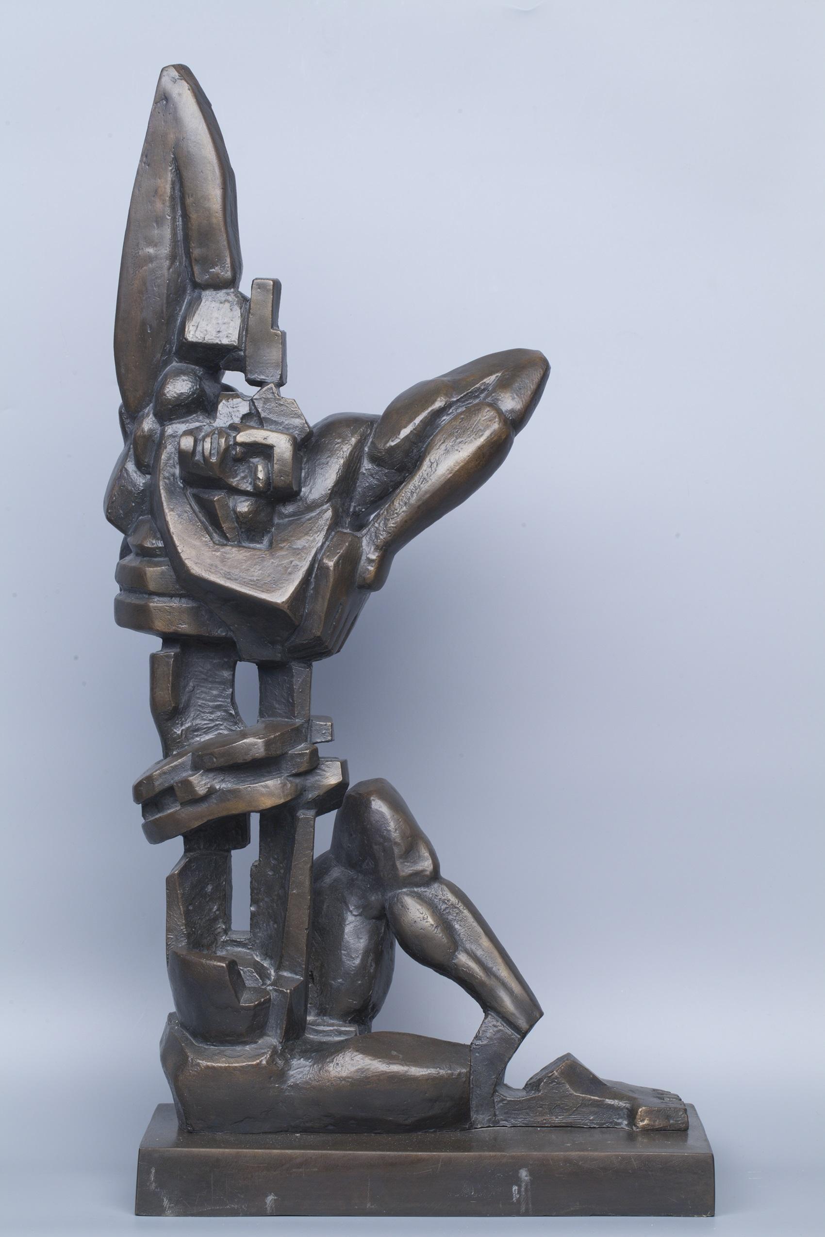 Открылась выставка «Эрнст Неизвестный. Возвращение в Манеж» | галерея [1] фото [3]