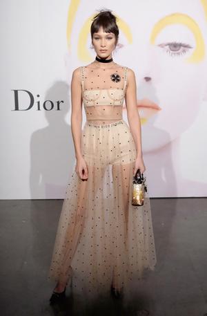 Белла Хадид в Dior