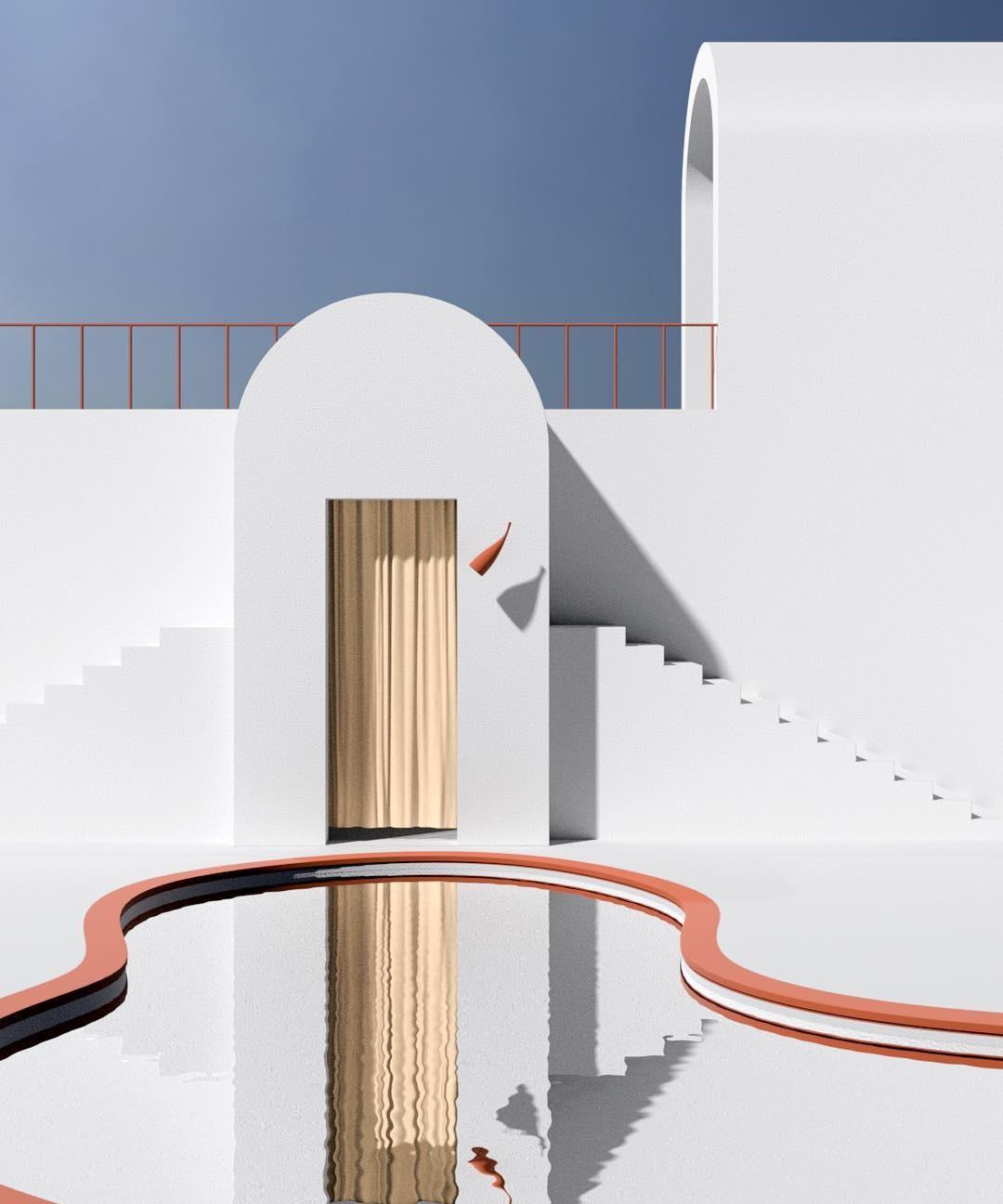 Инстаграм недели: архитектура мечты Алексиса Христодулу (галерея 10, фото 0)