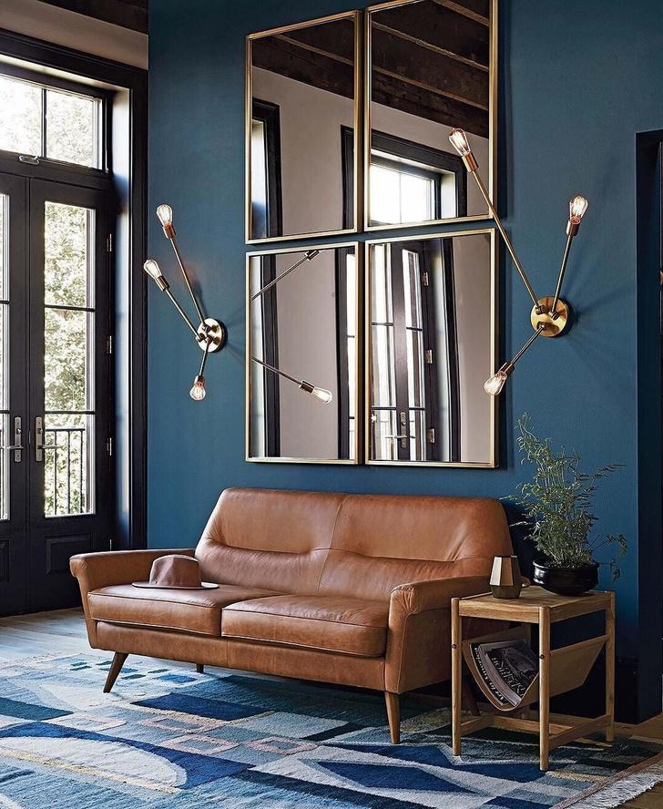 Задай вопрос эксперту: дизайнерское зеркало+светильник (фото 5)