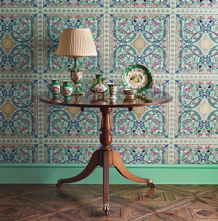 Английские традиции: 50 лет фабрике Osborne & Little (галерея 8, фото 5)