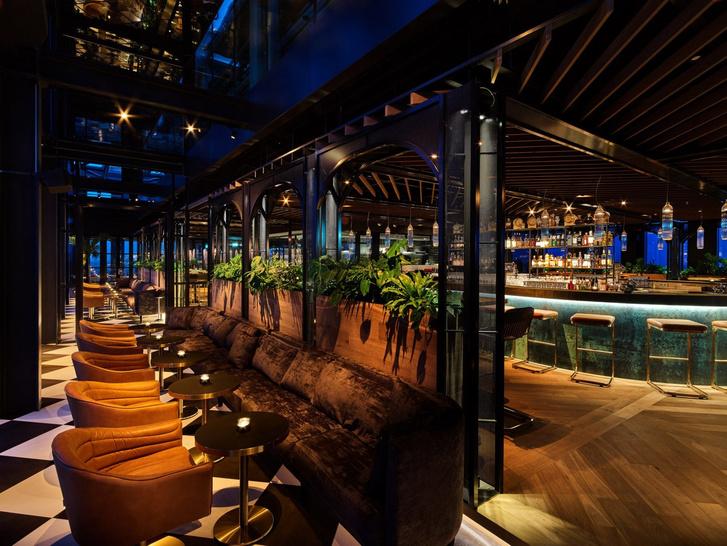 Необычный отель QO в Амстердаме (фото 2)