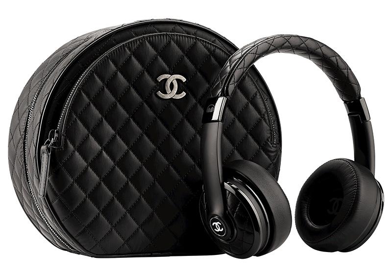 Наушники, Chanel + Monster Headphones, бутики Chanel.