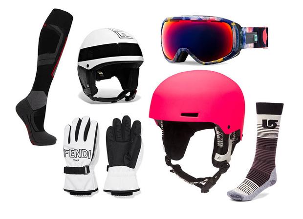 Одежда для лыж и сноуборда фото