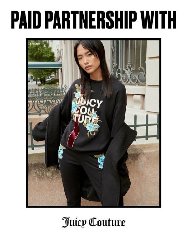 Juicy Couture подшучивает над блогерами в новой рекламной кампании (фото 1)