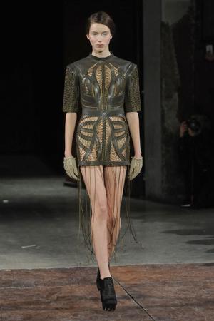 Показ  коллекции сезона Весна-лето 2012 года Haute couture - www.elle.ru - Подиум - фото 331100