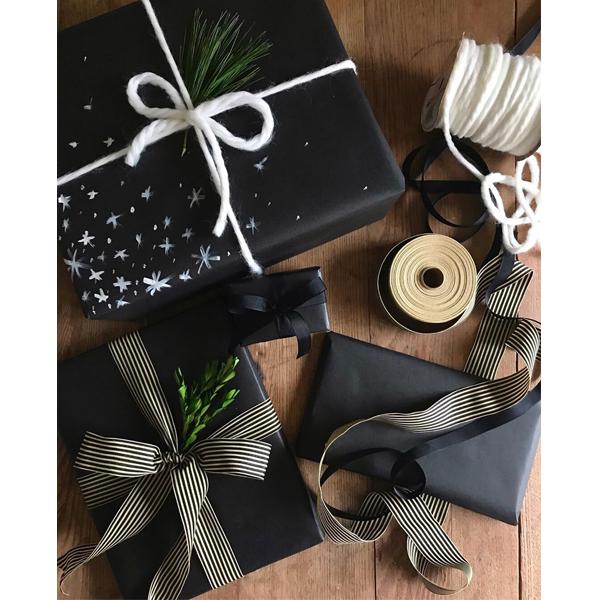 Как красиво упаковать новогодние подарки? (фото 17)