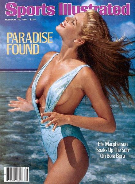 Опубликована обложка нового номера Sports Illustrated Swimsuit Issue   галерея [1] фото [30]