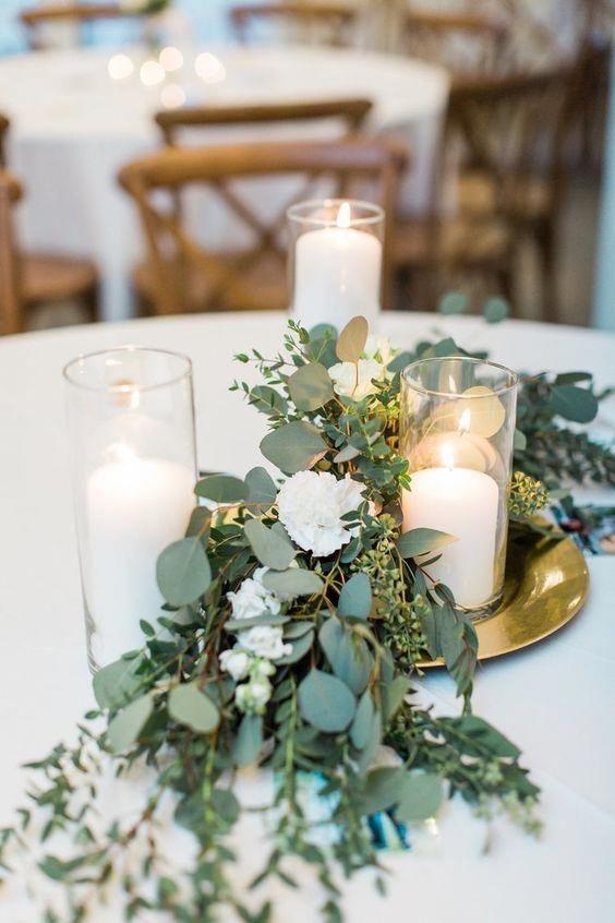 Аристократично и стильно:  10 главных правил декора интерьера свечами (фото 20)