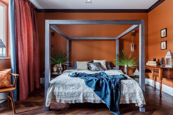 Квартира 150 м² в Краснодаре: яркий проект Екатерины Ловягиной (фото 13)