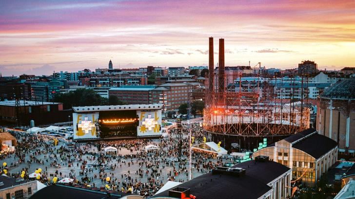 Куда идти, что смотреть и кого слушать на фестивале Flow в Хельсинки? (фото 1)