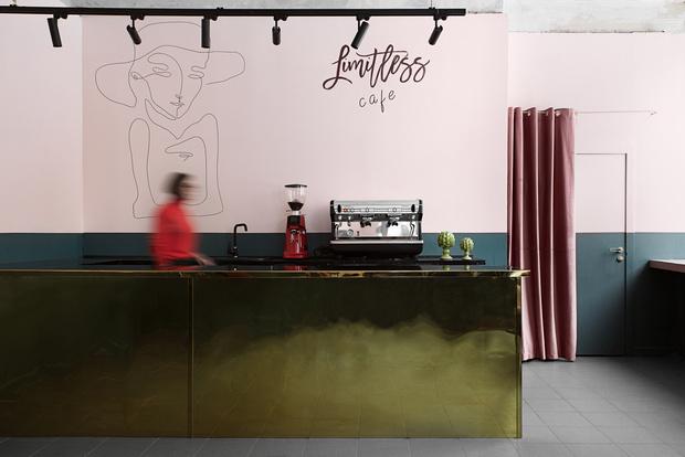Фотогеничная кофейня Limitless в Санкт-Петербурге (фото 0)