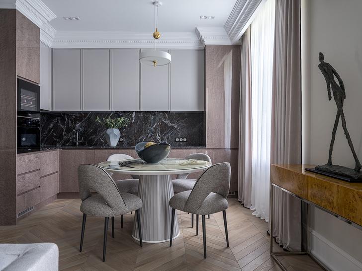 Квартира 102 м2 в Москве (фото 3)