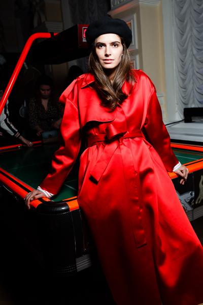 Вечеринка в стиле Studio 54 по поводу открытия бутика Coach в ГУМе (галерея 6, фото 0)