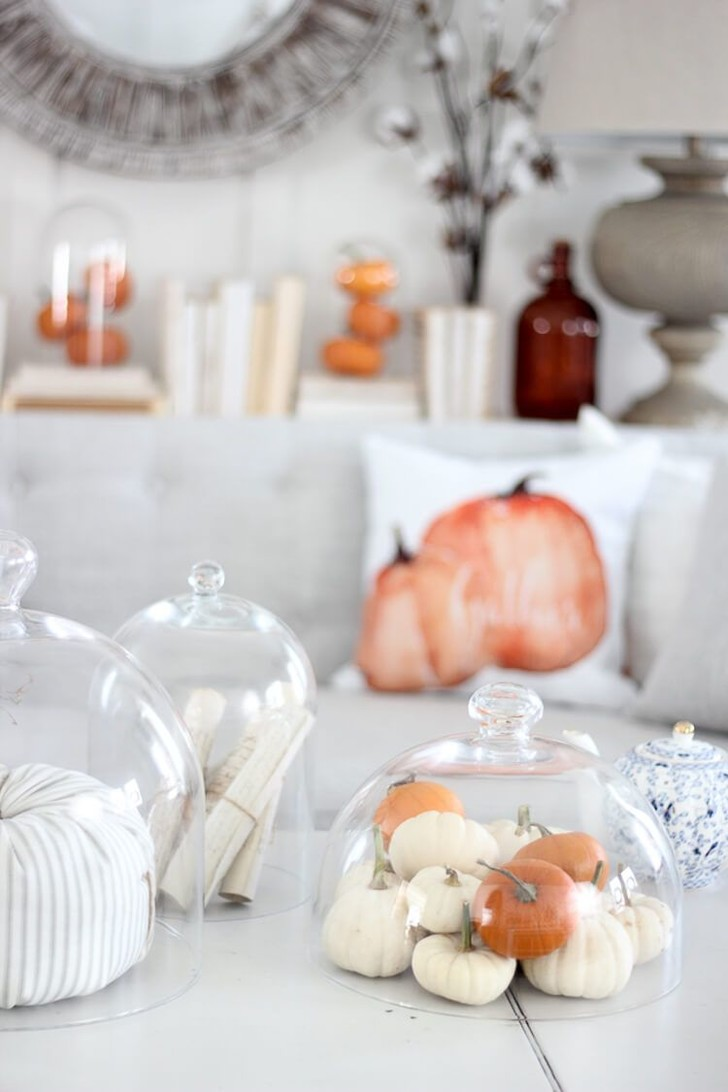 Декор тыквы своими руками: 10 простых и красивых идей (фото 19)