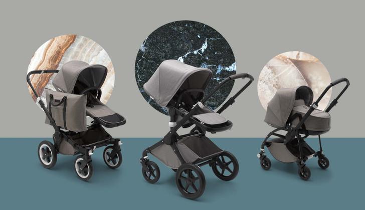 Вдохновение природой: Bugaboo представили новую коллекцию тканей для колясок (фото 1)
