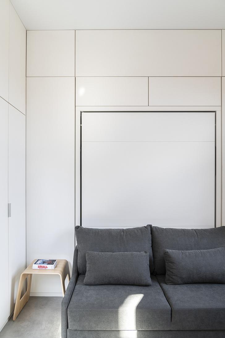 Квартира 18 м², где есть все необходимое для жизни (фото 11)