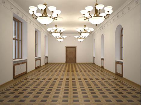 В мае открывается главный вход в Парк Горького   галерея [1] фото [1]