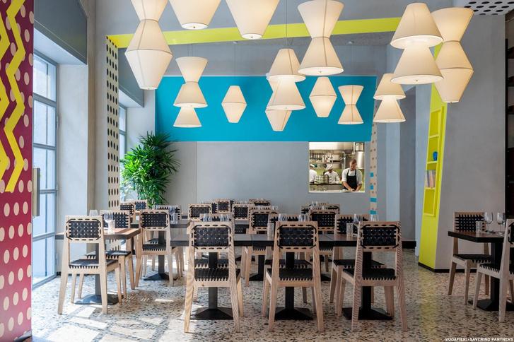 Spica: ресторан паназиатской кухни в Милане (фото 2)