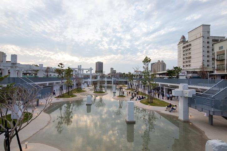 Городской бассейн на месте бывшего долгостроя в Тайнане (фото 8)