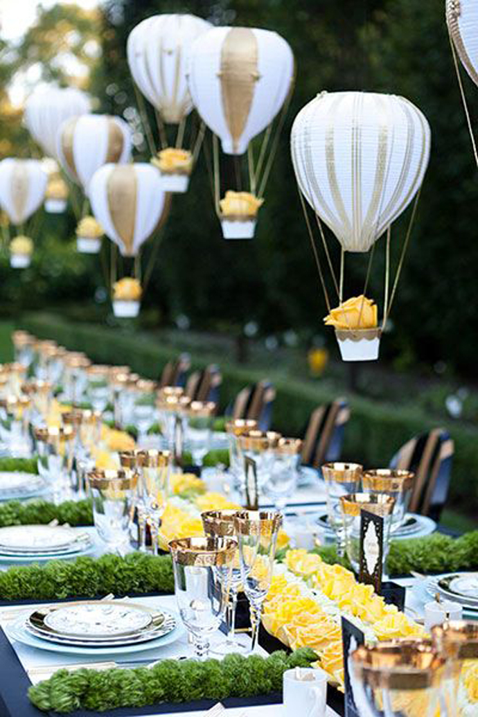 Весенняя свадьба: оформление | галерея [4] фото [6]