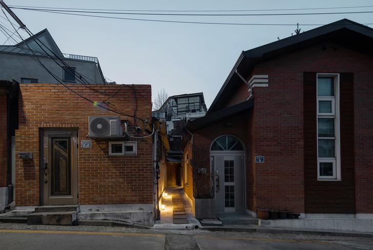 Гостевой дом Nuwa в Сеуле по проекту студии Z_Lab (фото 15)
