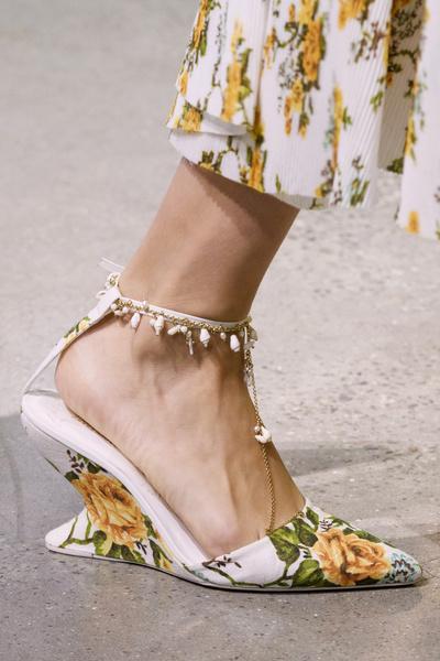 Тренды обуви 2018