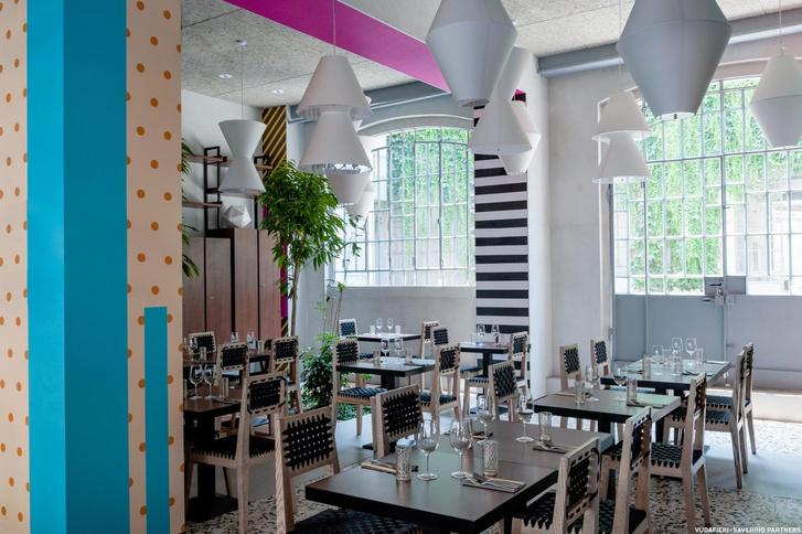 Spica: ресторан паназиатской кухни в Милане (фото 8)