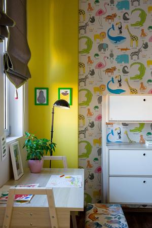 Солнце мое! Лучшие решения для детских от российских дизайнеров (фото 2)