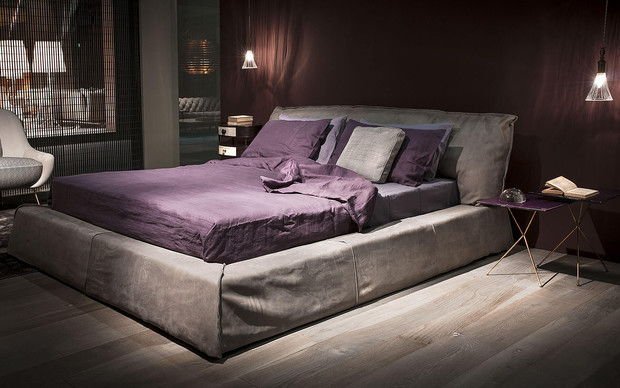 Кровать Paris от Baxter
