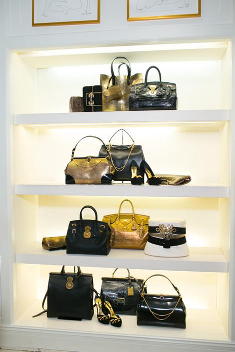 бутик Ralph Lauren в Третьяковском проезде