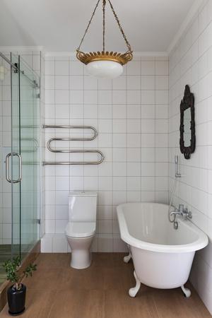 Эклектичная квартира 42,5 м² в Минске (фото 12.1)