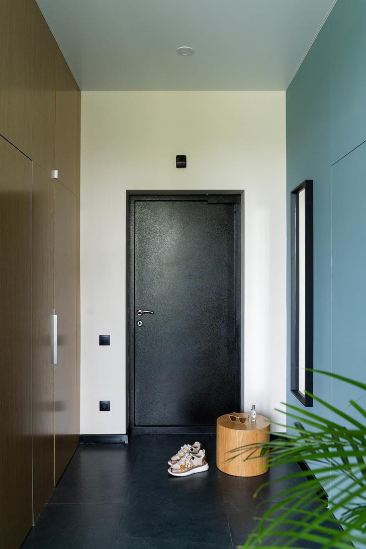 Квартира 38 м² для молодого заказчика: проект студии «1+1» (фото 22)