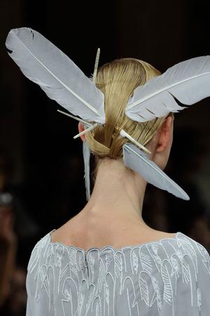 Показ Alexis Mabille коллекции сезона Осень-зима 2011-2012 года haute couture - www.elle.ru - Подиум - фото 277441