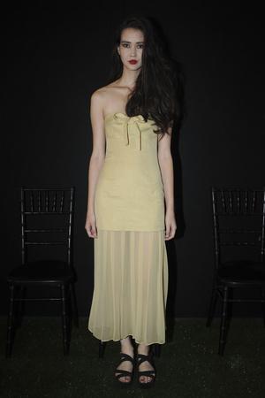 Показы мод Tata-Naka Весна-лето 2012 | Подиум на ELLE - Подиум - фото 1922