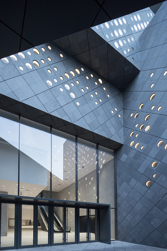 Новая штаб-квартира аукционного дома Guardian Art Center (фото 3)
