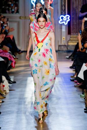 Показ Tsumori Chisato коллекции сезона Весна-лето 2013 года prêt-à-porter - www.elle.ru - Подиум - фото 455692