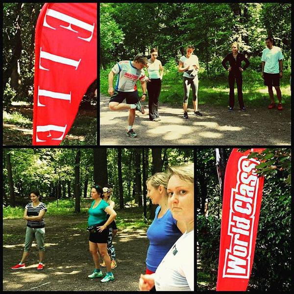 Поддержите, друзья, я сегодня - герой! Час занятий по бегу для меня реально ПОДВИГ. Даешь ЗОЖ! #ellerun_worldclass #спорт #бег #runing #workout #зож #нескучныйсад #gorkiypark